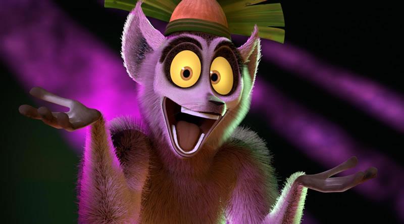 All Hail King Julien, la nueva serie original de Netflix con los personajes de Madagascar - All-Hail-King-Julien-Serie-Netflix