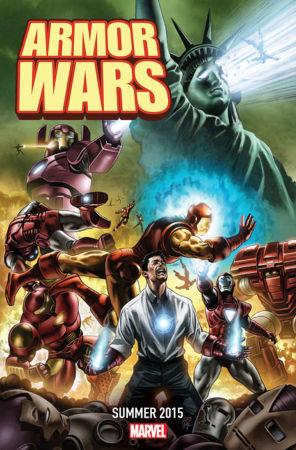 Civil War y Age of Ultron: Los misteriosos teasers de Marvel - Armor-Wars-2015-13afc-720x1092-296x450