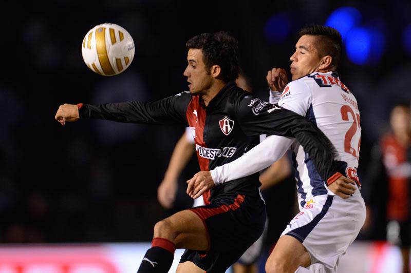 Atlas vs Monterrey, Liguilla del Apertura 2014 (Partido de vuelta) - Atlas-vs-Monterrey-en-vivo-Liguilla-Apertura-2014