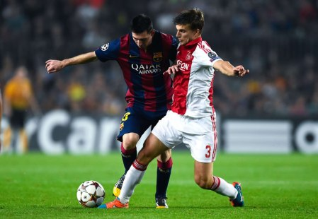 Barcelona vs Ajax en Champions League este 5 de noviembre