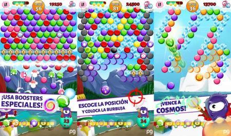 Bubble Guriko, un divertido juego para iOS y Android llega a México