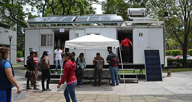 Diseña IPN casa móvil con tecnologías limpias y renovables - Casa-movil-IPN