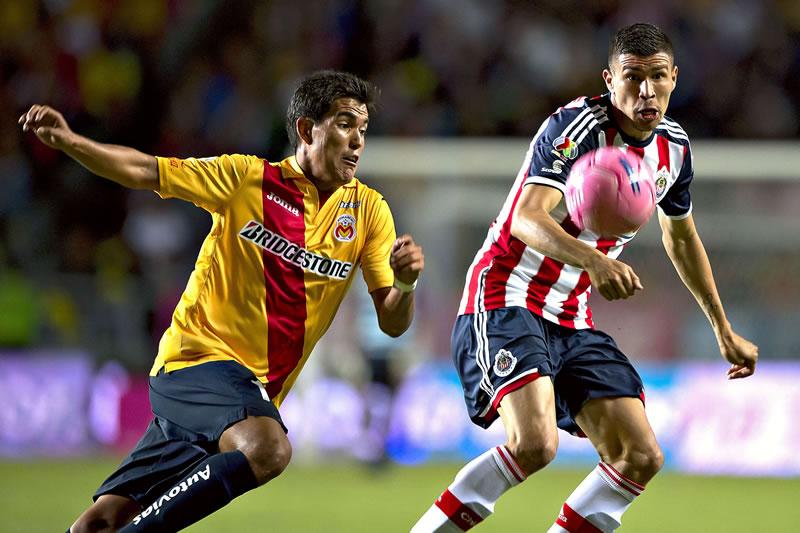 Chivas vs Morelia, Jornada 17 del Torneo Apertura 2014 - Chivas-vs-Morelia-en-vivo-Apertura-2014-Liga-MX