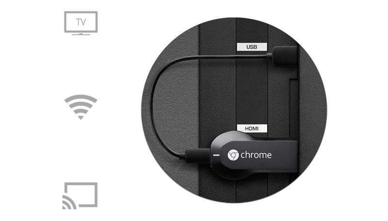 Google Chromecast llega México a partir del 6 de Noviembre - Chromecast-en-Mexico