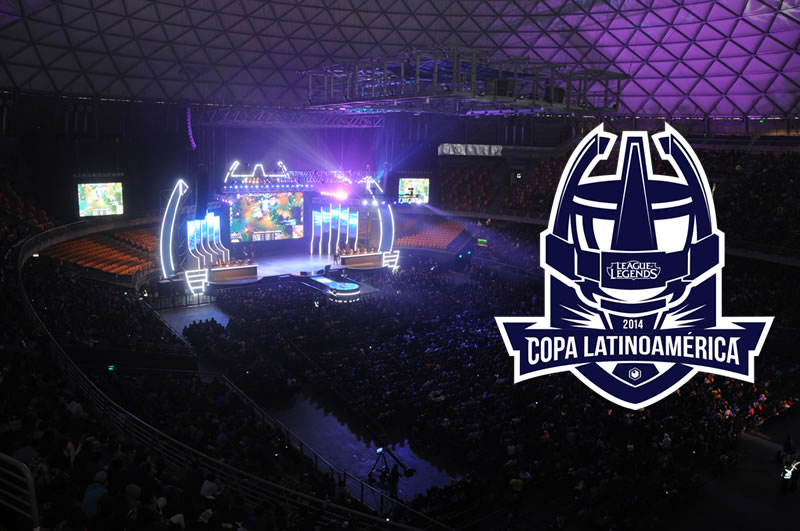"Se aproxima la final de la Copa Latinoamérica ""League of Legends"" y podrás verla por streaming - Copa-Latinoamerica-League-of-Legends-en-vivo"