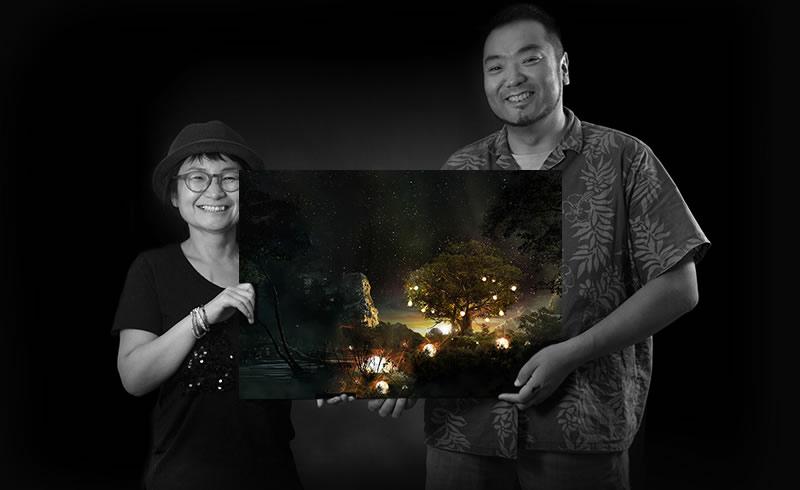 Descarga Future Shangri-La, la última obra de la colección TEN de Fotolia - Future-Shangri-La-Fotolia-TEN-Collection