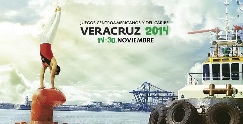 Inauguración de los juegos centroamericanos y del caribe Veracruz 2014 - Inauguracion-Juegos-Centroamericanos-y-del-Caribe-2014