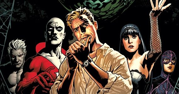 Guillermo del Toro ya terminó de escribir el guión de 'Justice League Dark' - Justice-Leauge-Dark