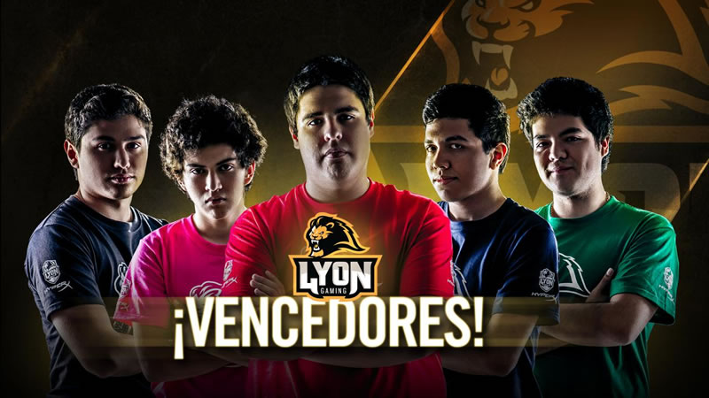 Lyon Gaming, el equipo mexicano que competirá en la final de la Copa Latinoamérica League of Legends - Lyon-Gaming-Mexico-Leage-of-Legends