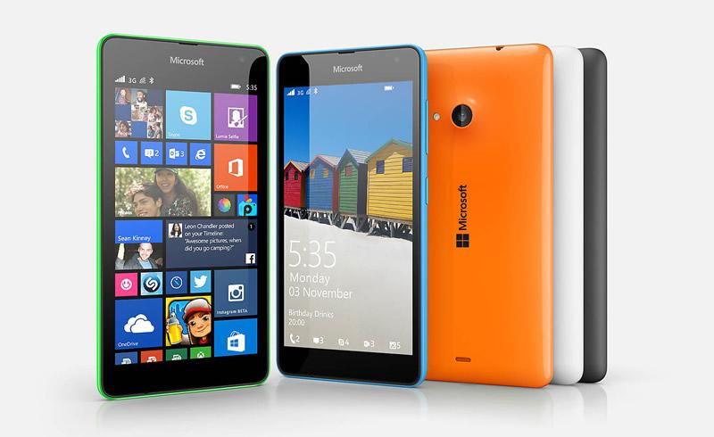 Microsoft Lumia 535, el primer Lumia con la insignia de Microsoft - Microsoft-Lumia-535