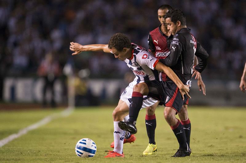 Monterrey vs Atlas, Liguilla del Apertura 2014 (ida) - Monterrey-vs-Atlas-en-vivo-liguilla-Apertura-2014