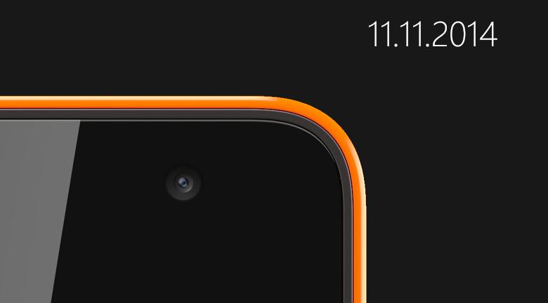 El primer Lumia sin la insignia de Nokia se presentará en estos días - Primer-Microsoft-Lumia-11-de-Noviembre