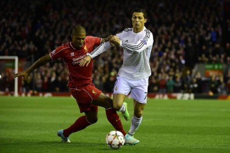 Real Madrid vs Liverpool, Champions League este 4 de noviembre