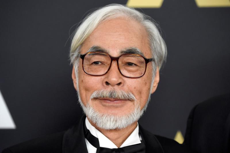 Hayao Miyazaki recibe el Premio Honorífico de la Academia - gty_458663346_68611268-800x532