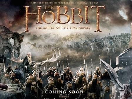Mira el tráiler final de «El Hobbit: La Batalla de los Cinco Ejércitos»