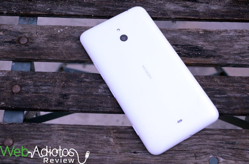 Microsoft Lumia 1320 [Reseña] - lumia13202
