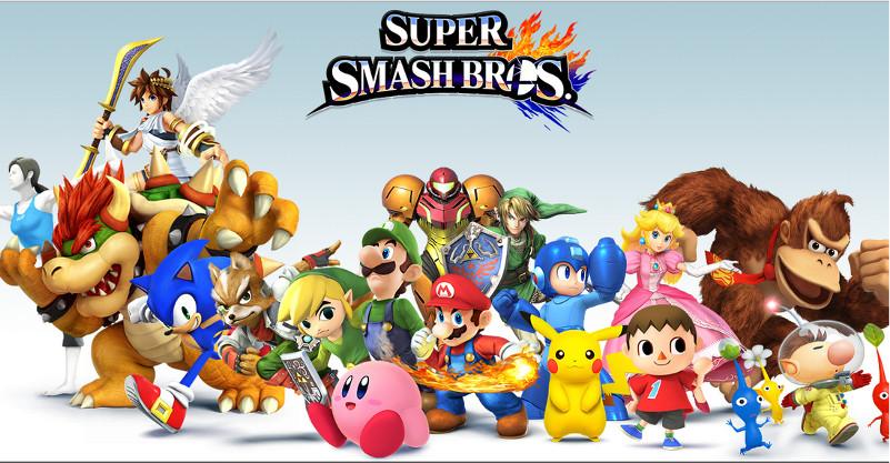 Super Smash Bros Wii U, el más rápido en venderse para la consola en EUA - super-smash-bros-wii-u