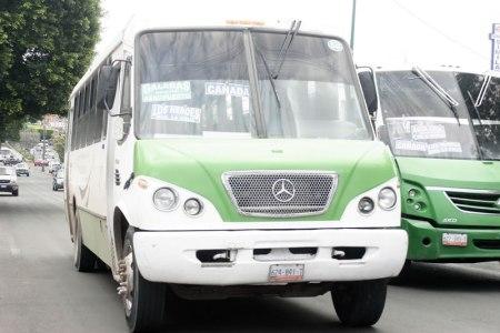 Usar biodiesel en transporte público podría eliminar el 90% de la contaminación