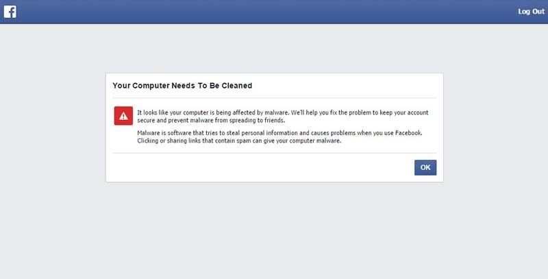 Facebook y ESET se unen para proteger a sus usuarios de Malware - ESET-online-Scanner-Facebook