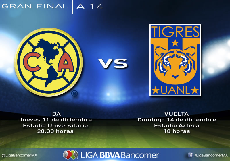 Realizarán especial previo a la final del Apertura 2014 en TelevisaDeportes.com - Especial-de-la-Final-del-Apertura-2014-en-Televisa