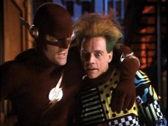 Mark Hamill regresa como villano de The Flash a la serie de TV - Mark-Hamill-The-Flash