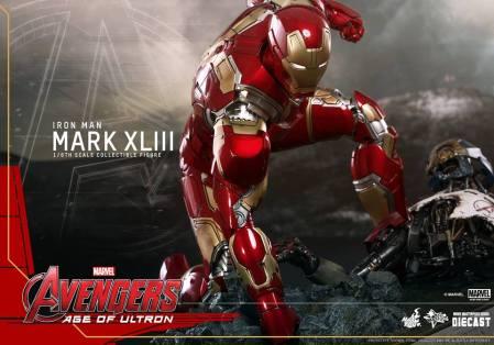 Así lucirá la nueva armadura de Iron Man en Avengers: Age of Ultron