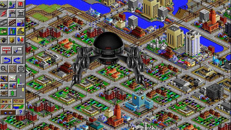 SimCity 2000 gratis por tiempo limitado en Origin - SimCity-gratis-PC