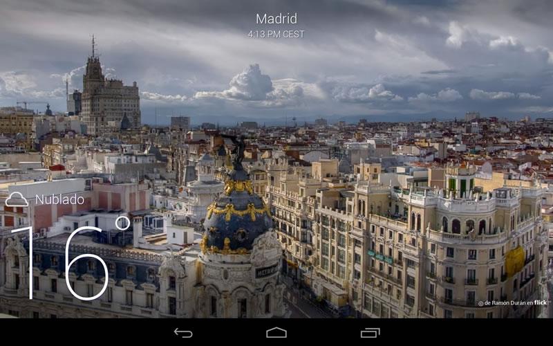 Yahoo Tiempo para Android se actualiza con pronósticos más reales - Yahoo-Tiempo-Android