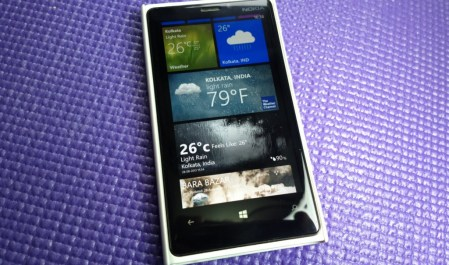 Apps del clima para Lumia con Windows