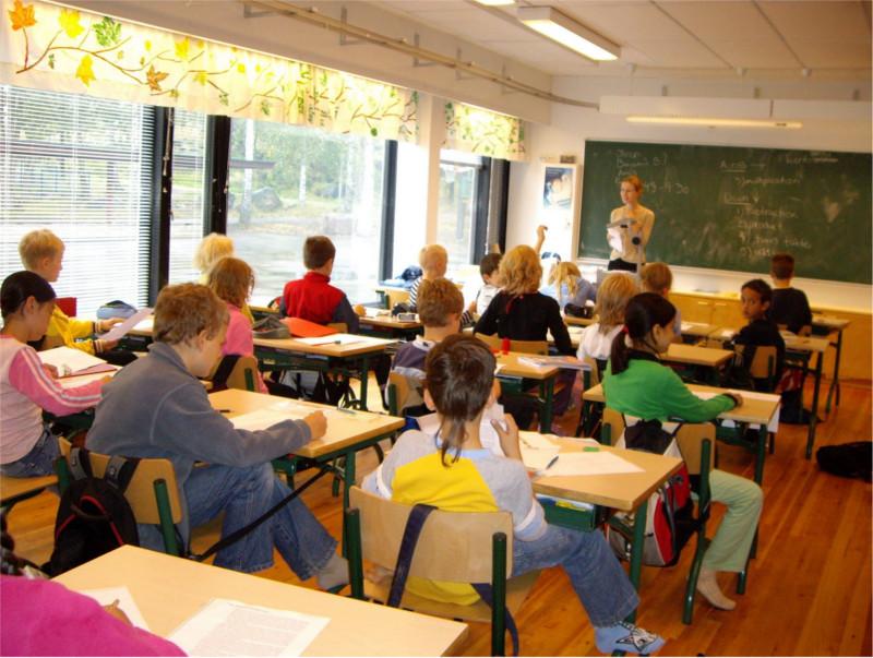 Finlandia quitará obligatoriedad de caligrafía cursiva en las aulas - finlandia