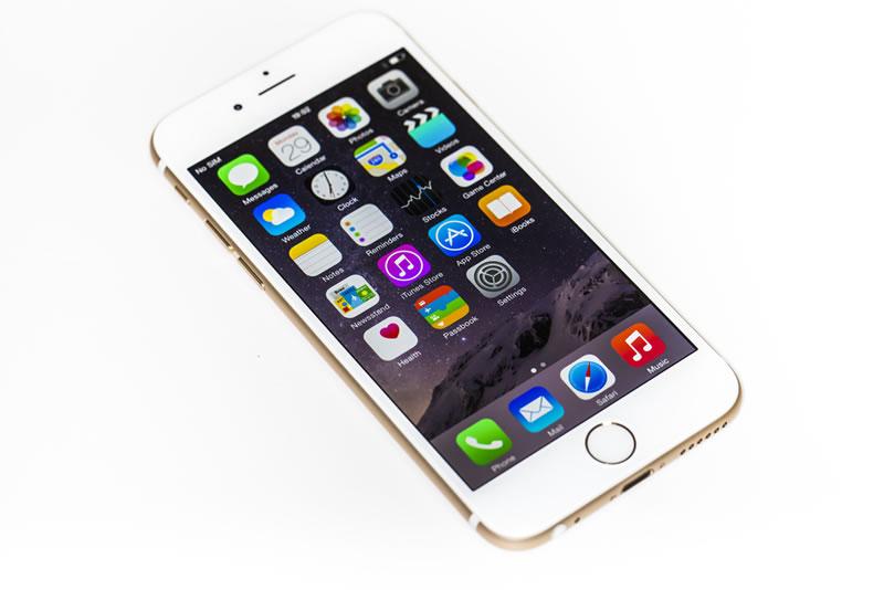 iOS 8.1.2 es lanzado por Apple para corregir errores - iPhone-6-iOS-8.1.2
