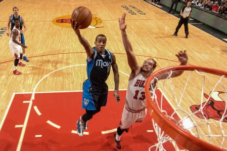 Mavericks de Dallas vs Bulls de Chicago, Temporada Regular NBA 2014-2015