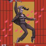 DC Comics adaptará portadas de cine a sus ediciones de marzo, ¡Conócelas! - portada-alternativa-de-harley-quinn