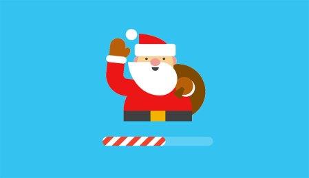 Sigue a Santa Claus con el renovado 'Santa Tracker' de Google
