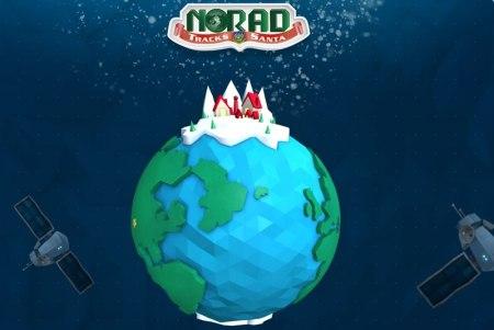 Sigue a Santa en vivo entregando los regalos por todo el mundo