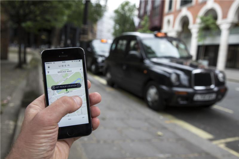 Francia podría prohibir Uber en 2015 - uber-francia