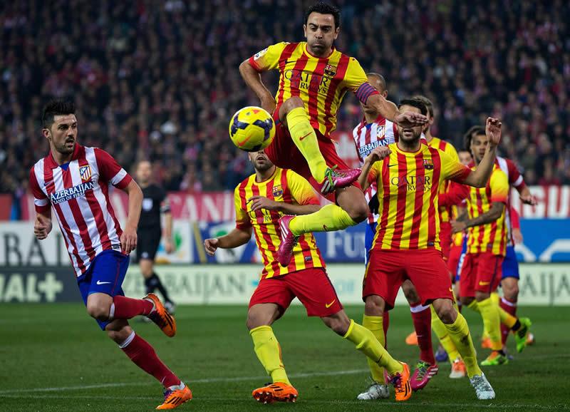 Fc Barcelona Atletico Madrid