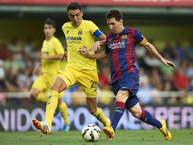 Barcelona vs Villarreal, Jornada 21 de la Liga de España - Barcelona-vs-Villarreal-en-vivo-Liga-2015-800x601