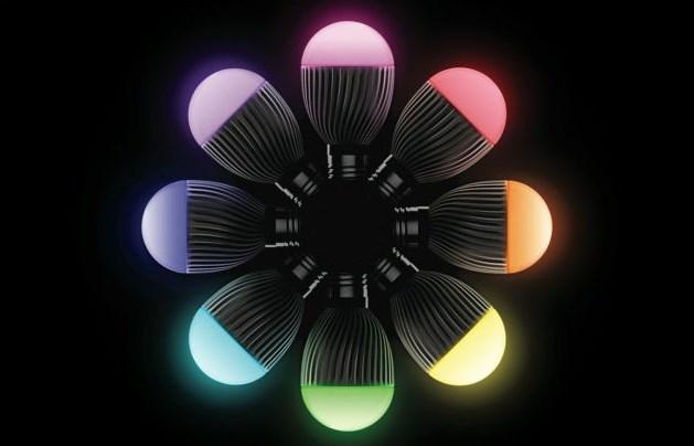 Lo mejor que fue presentado en el CES 2015 [Resumen] - Bombillas-LED-Misfit1