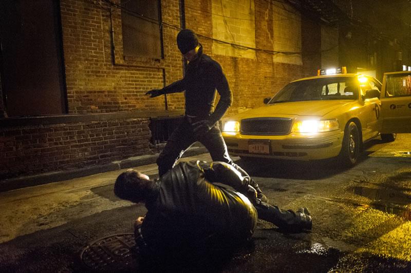 Daredevil de Marvel se estrenará en Abril en Netflix - Daredevil-de-Marvel-en-Netflix