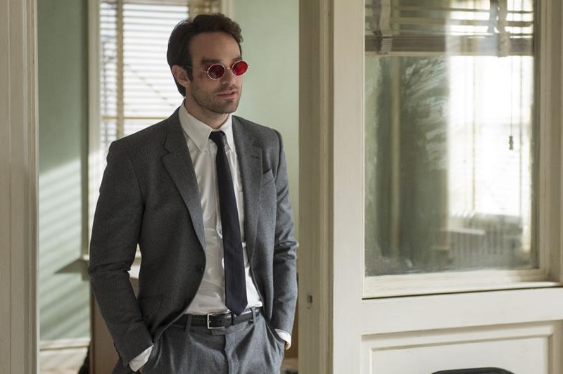 Daredevil de Marvel se estrenará en Abril en Netflix - Daredevil-en-Netflix