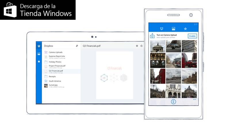 Ya está disponible Dropbox para Windows Phone - Dropbox-para-Windows-Phone