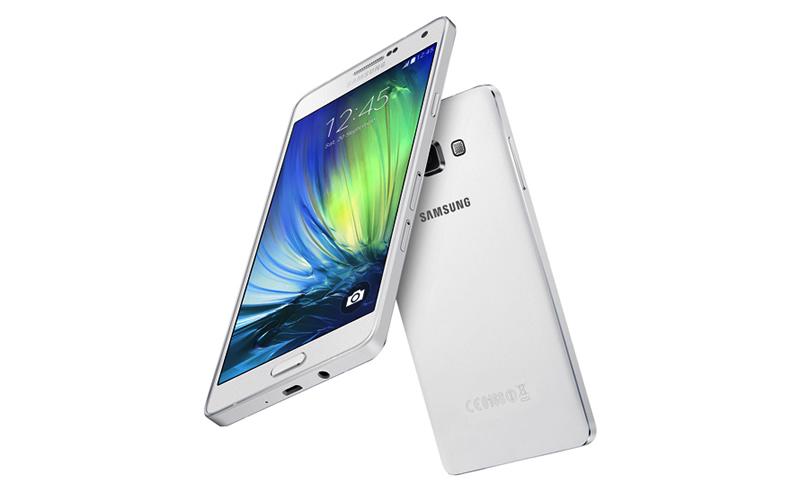 Samsung Galaxy A7, el smartphone más delgado hasta ahora - Galaxy-A7-Samsung