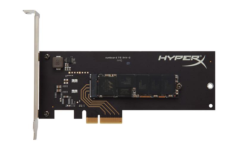 HyperX presenta un SSD PCIe de alto rendimiento - HyperX-Predator-PCIe-SSD