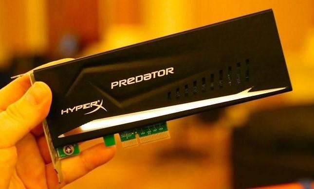 Lo mejor del CES 2015 - Día Cuatro [Resumen] - Hyperx-Predator-SSD