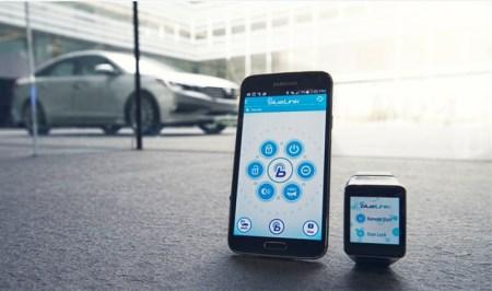 Hyundai anuncia app que permitirá abrir el auto desde tu smartwatch