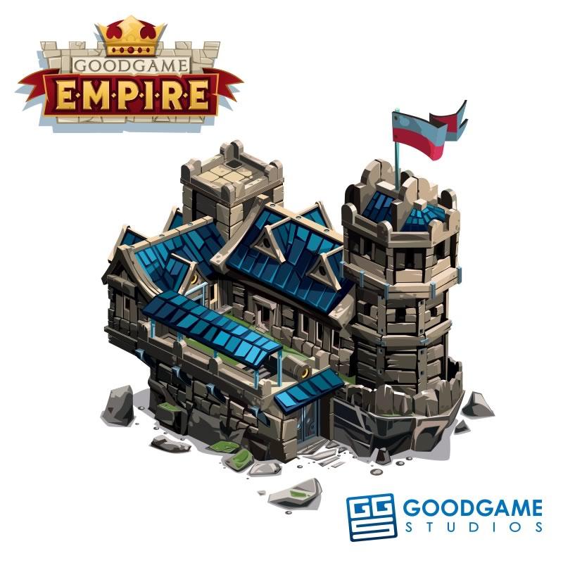 Goodgame Empire: Un éxito en los juegos de estrategia online - Juego-Goodgame-Empire