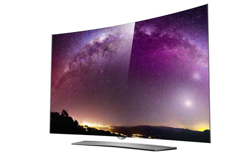 LG presenta sus televisores OLED 4K en CES 2015 - LG-4K-OLED-TV-EG9600-800x513
