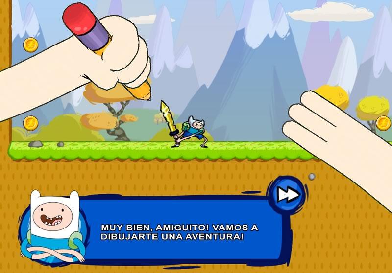 Mago de Juegos de Hora de Aventura lo nuevo de Cartoon Network - Mago-de-Juegos-de-Hora-de-Aventura-CARTOON-NETWORK