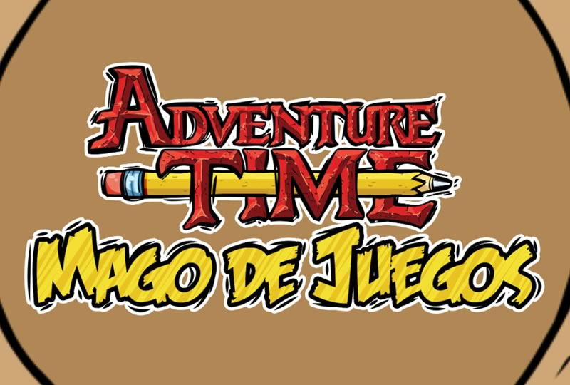 Mago de Juegos de Hora de Aventura lo nuevo de Cartoon Network - Mago-de-Juegos-de-Hora-de-Aventura